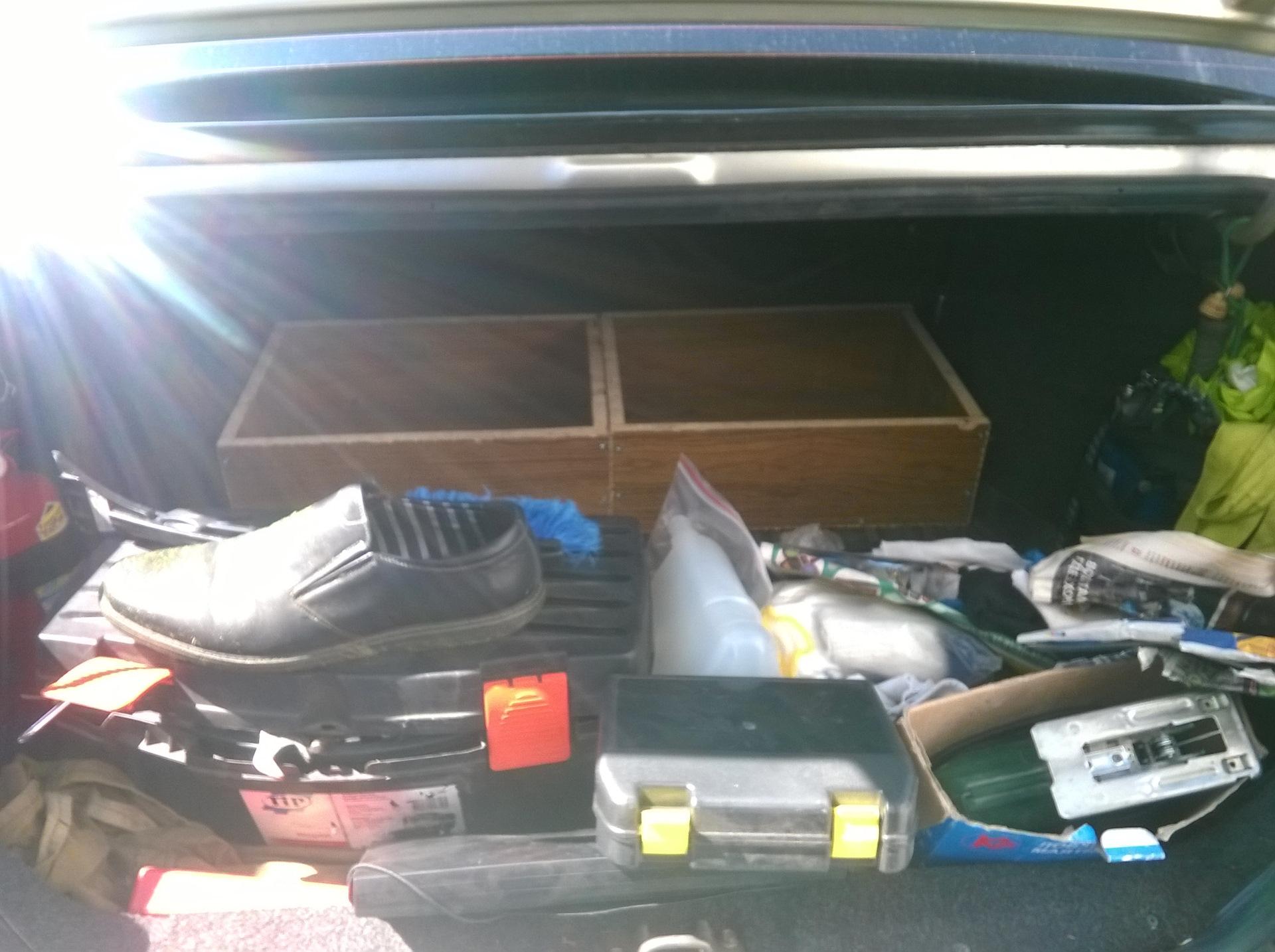 Органайзер в багажник авто своими руками фото 206