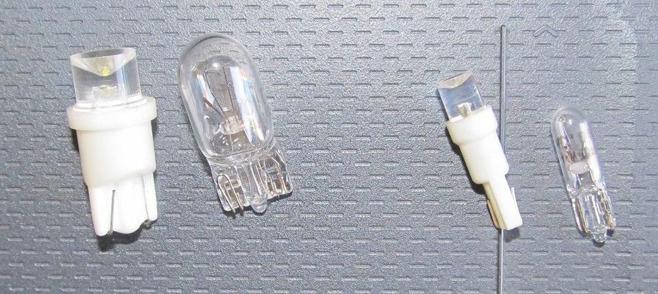 Панель приборов светодиод