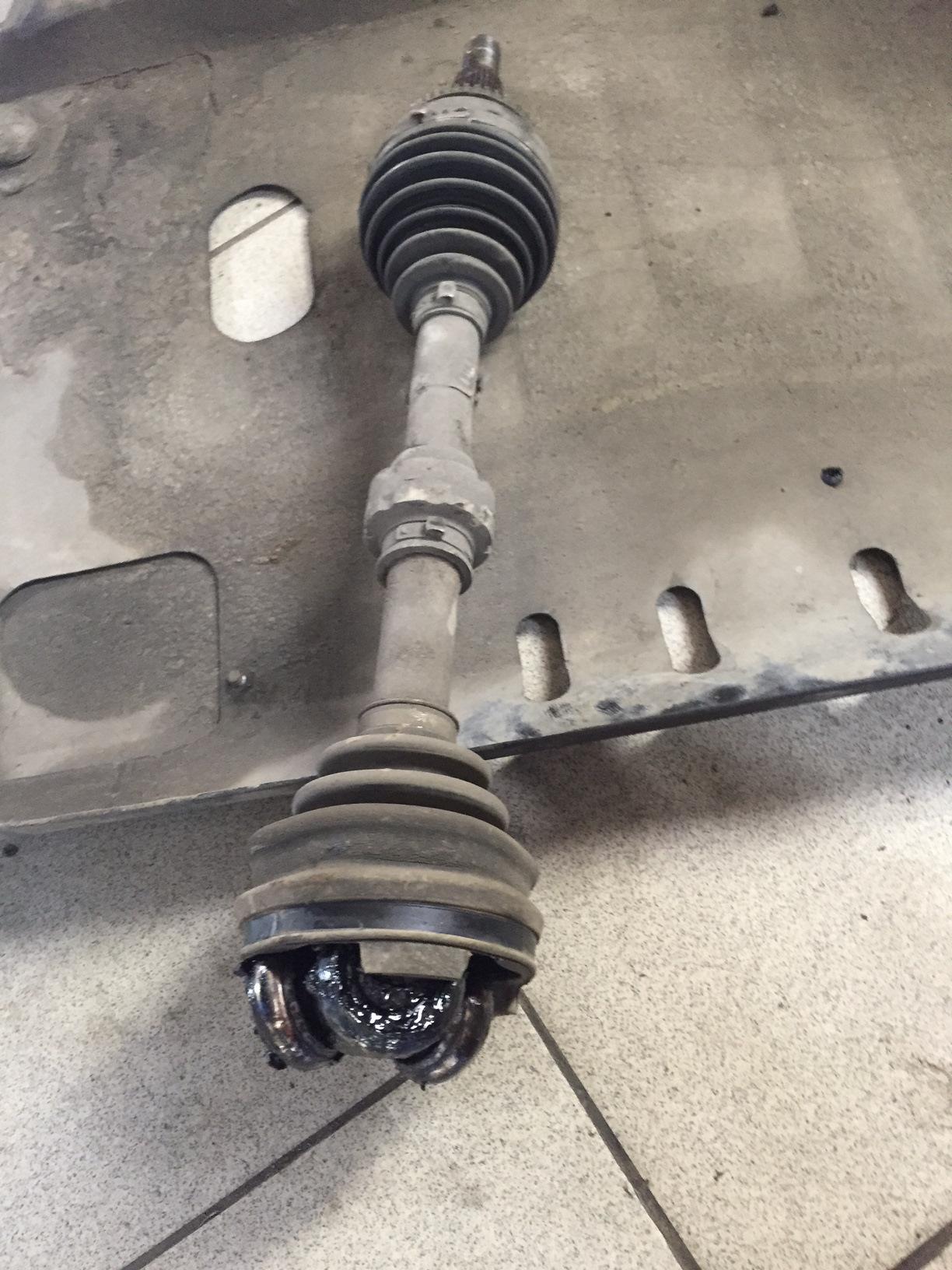 Замена пыльника привода внутреннего тойота камри v40 Комплексная проверка состояния авто аутлендер хл