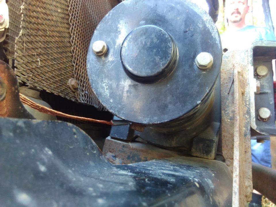 Ремонт лебедки Electric Winch 12000 LBS — бортжурнал Great Wall ... 9b3f4b535d1