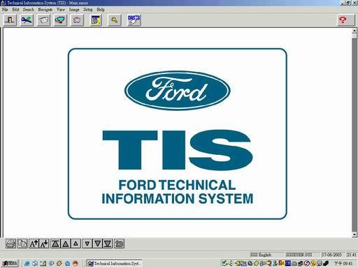 Про Ford TIS, ETIS и про книгу Haynes — Ford Mondeo, 2 5 л