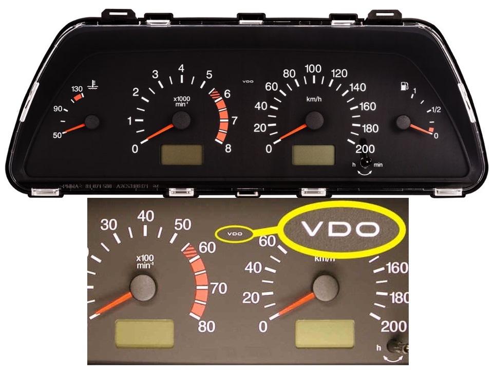 Комбинация приборов VDO 2115