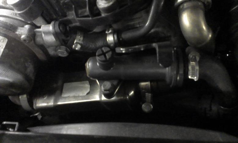 термостат егр bmw e46