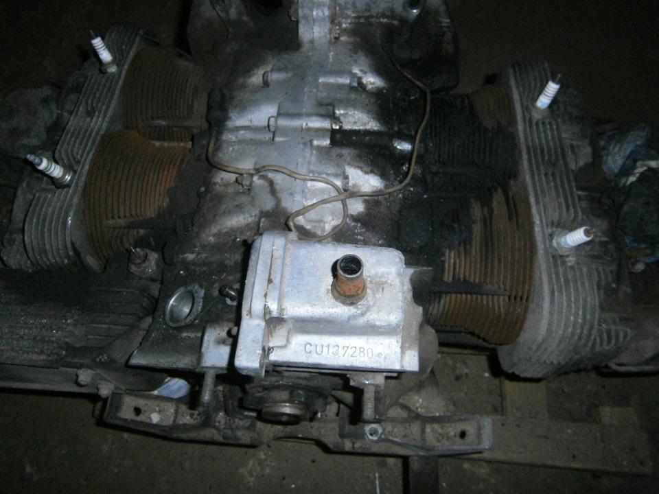 Ремонт оппозитного двигателя своими руками