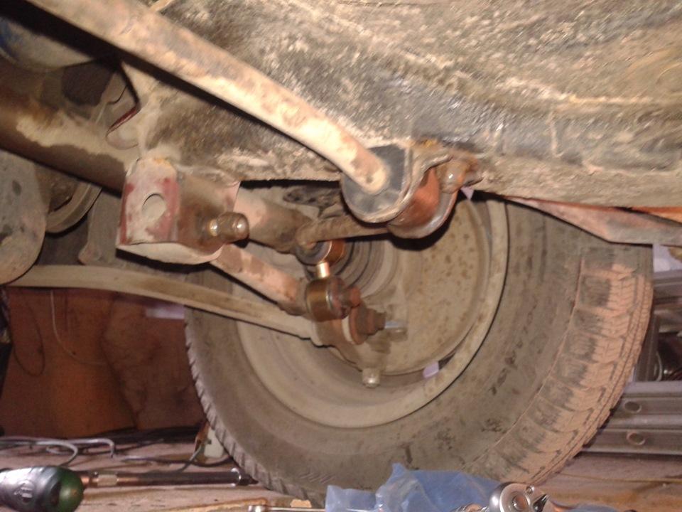 Конструкция ходовой части ваз 2108 ваз 2109 ваз 21099