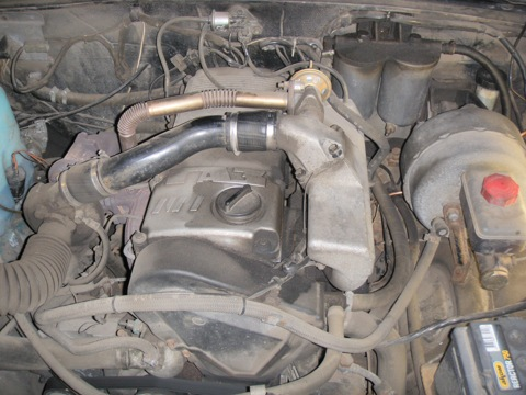 Замена свечей накаливания на двигателе ГАЗ 560 (Штайер) .