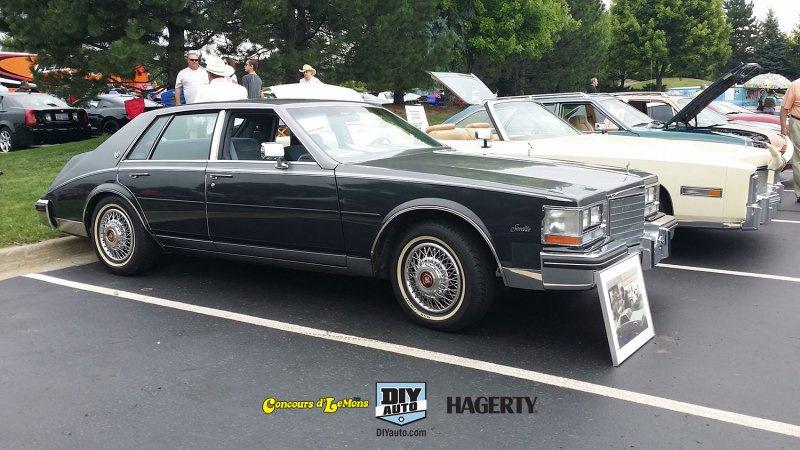 Победитель номинации Самый Уродливый Автомобиль — 1985 Cadillac Seville