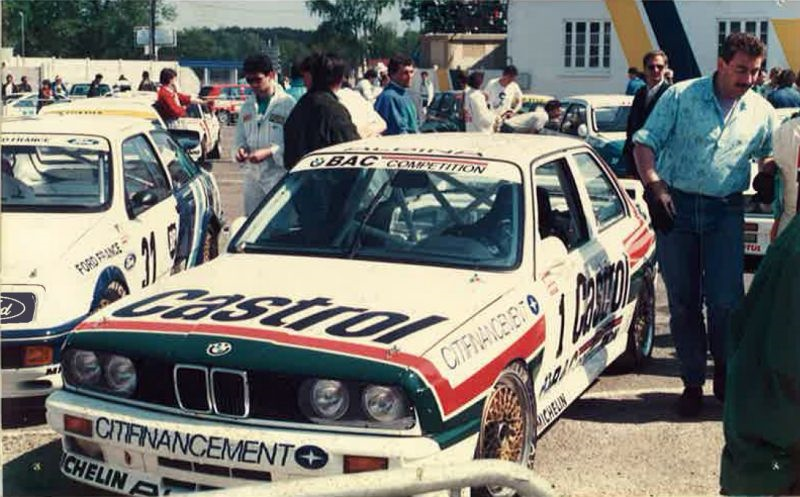 Garage du bac for Garage bmw en france