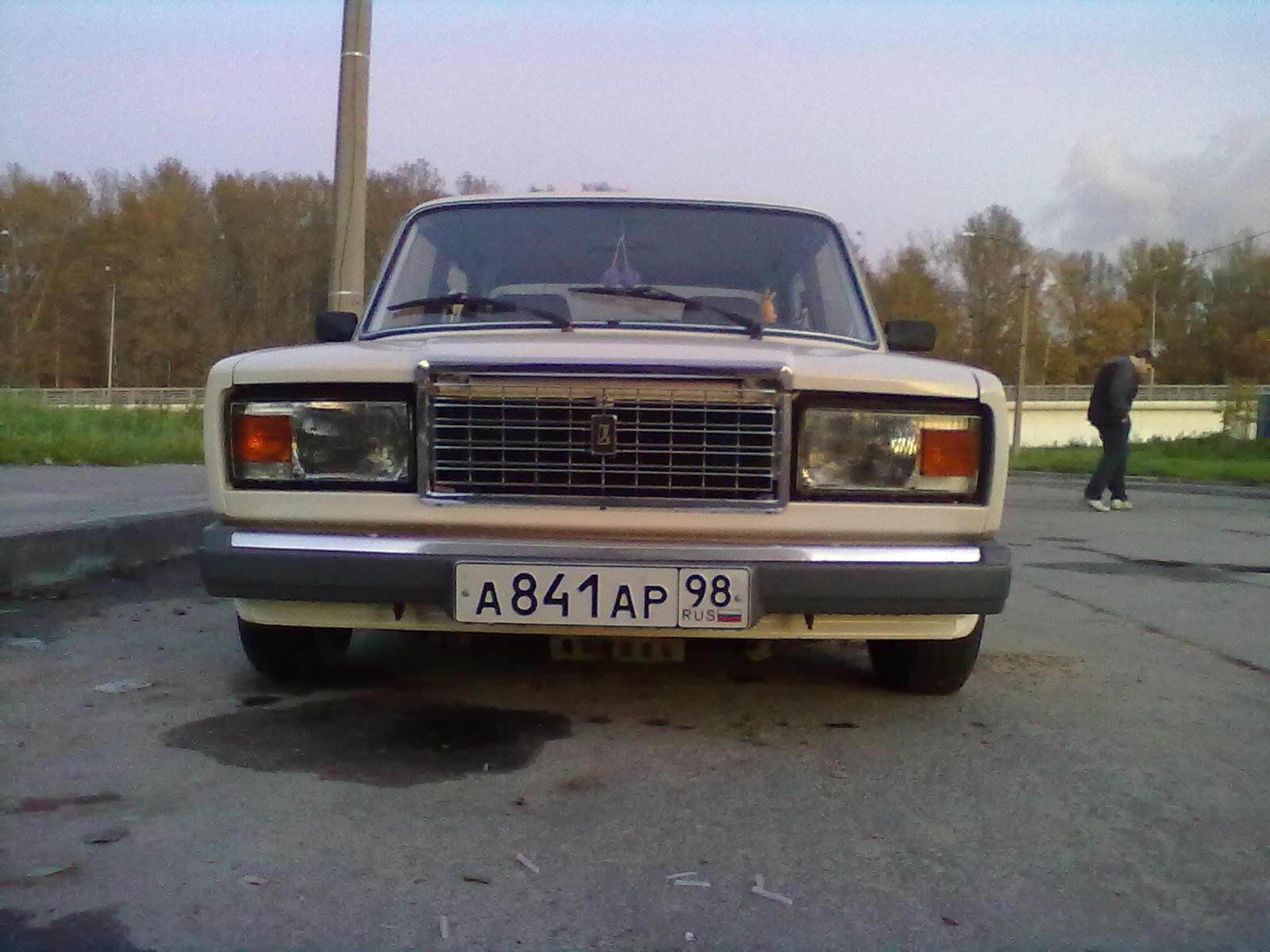 фары на ваз 2107 фото | Фотографии ...: avto.bigbo.ru/?p=3382