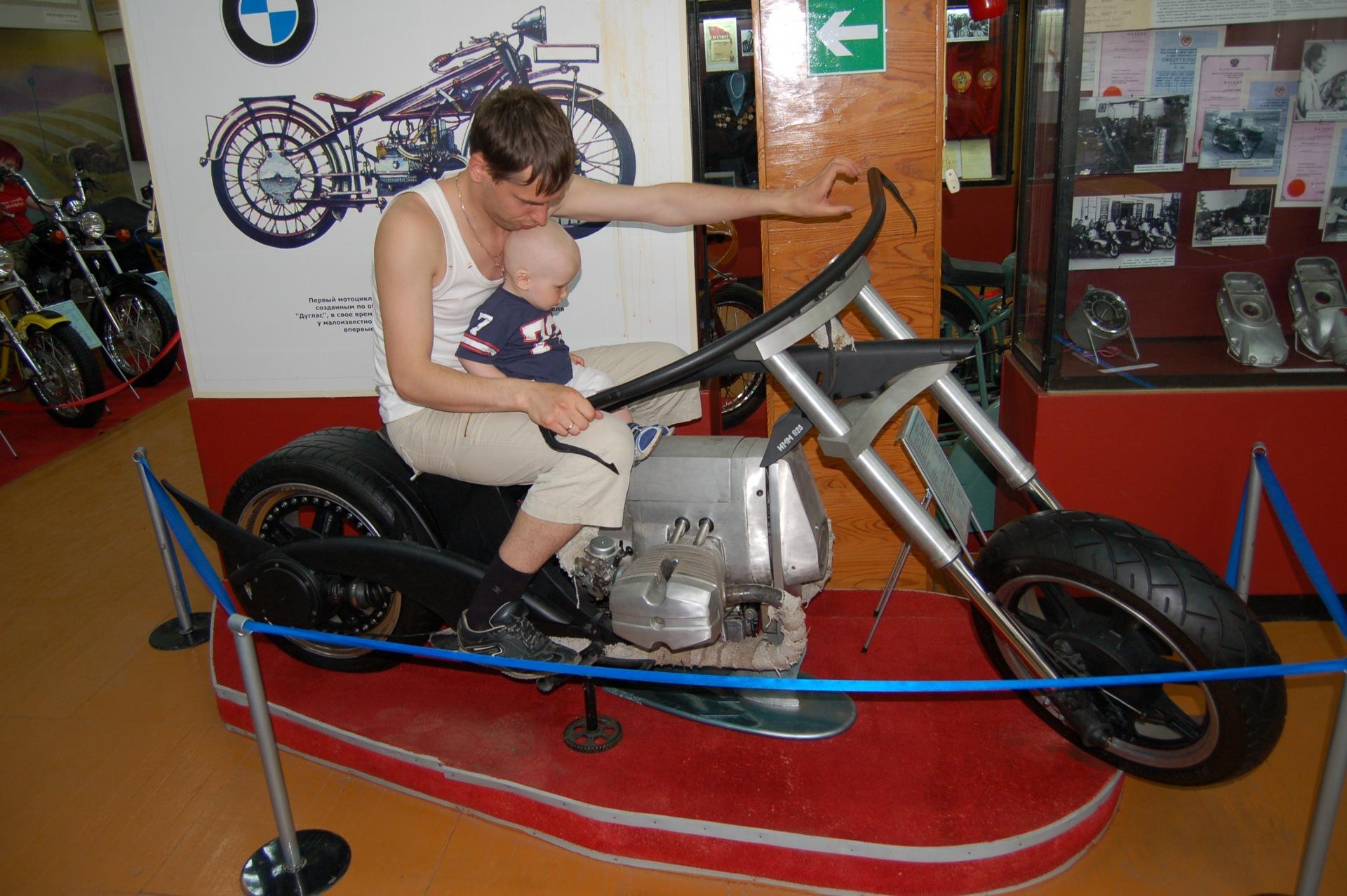 Расскажем, к чему снится мотоцикл. Предсказания по соннику