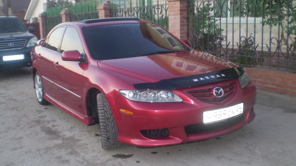 Is Mazda American Made Mazda 6 2 3 Sport Made In Usa Drive2 . Is Mazda  American Made ...