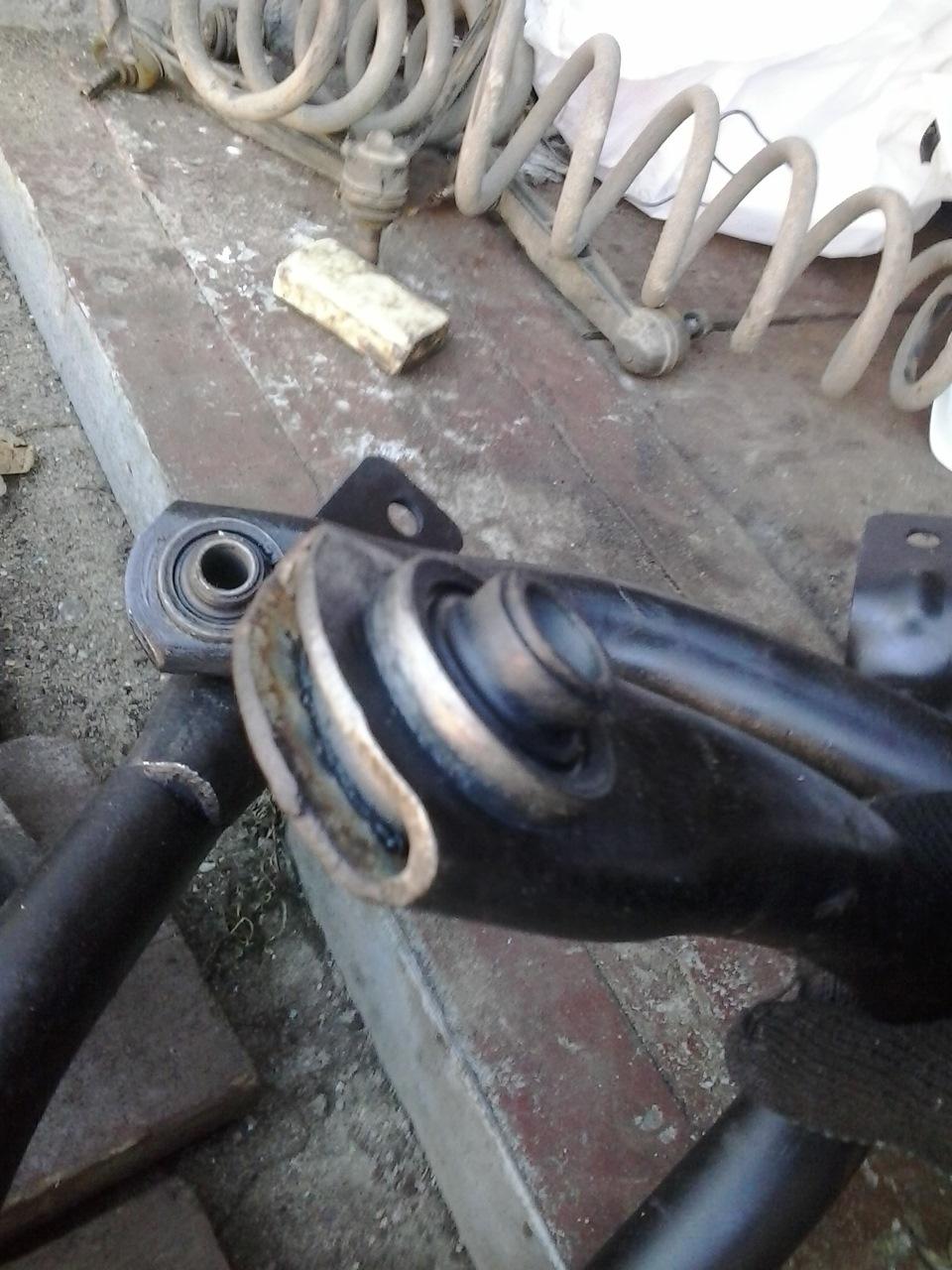 Пежо 406 задняя подвеска ремонт своими руками фото 684