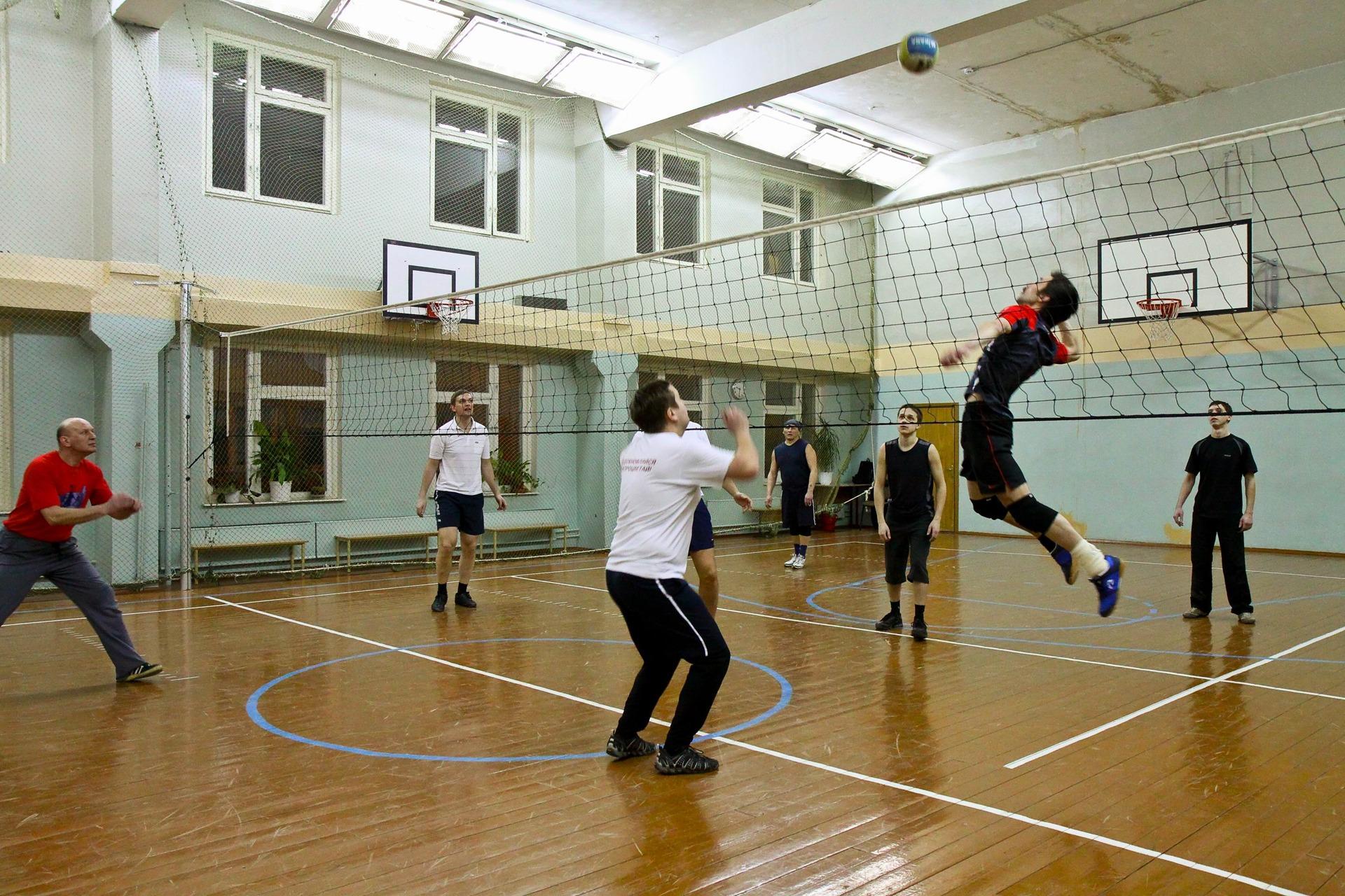 Метки волейбол спорт 701 просмотр