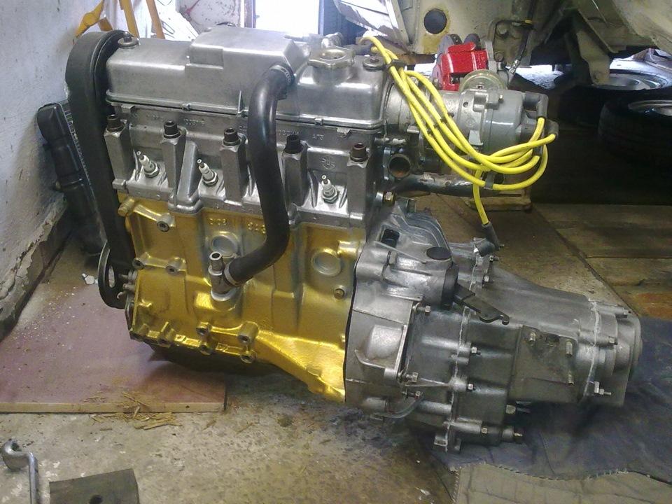 как увеличить объем двигателя ваз 21091