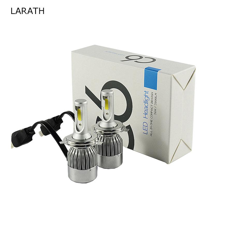Светодиодные лампы H4 H7 H11 H1 H13 H3 — ravon на DRIVE2