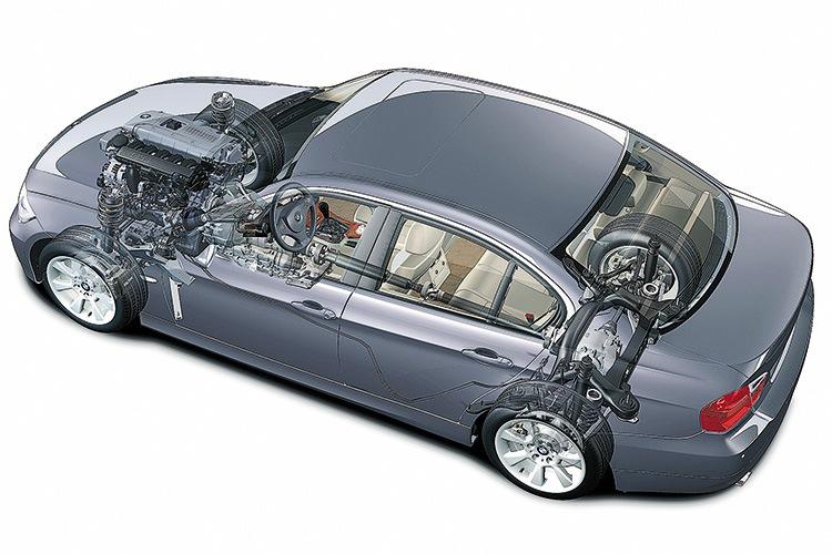 BMW CCID Code List (коды ошибок BMW) — BMW 3 series, 2 5 л , 2005