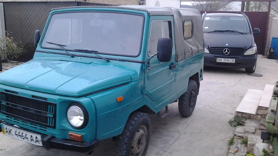ЛуАЗ 1302