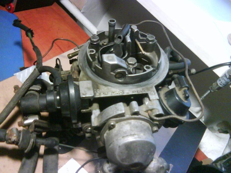 Гольф 2 ремонті регуліровка карбюратора пірбург 2е