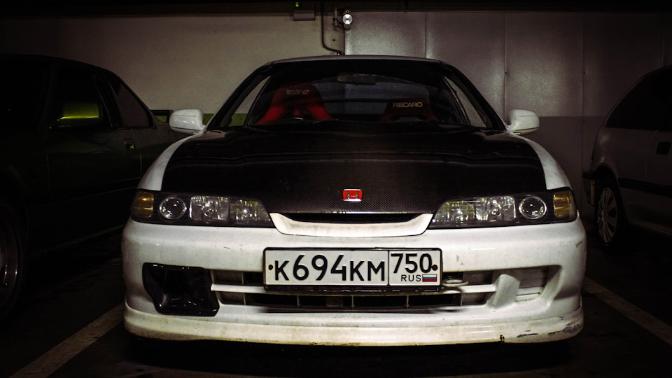 Honda Integra Type R Race Base Drive2
