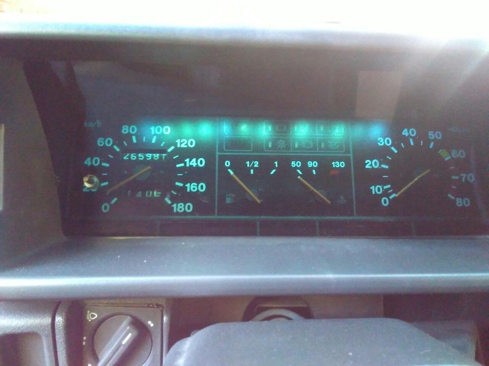 Фото №24 - отказала панель приборов ВАЗ 2110