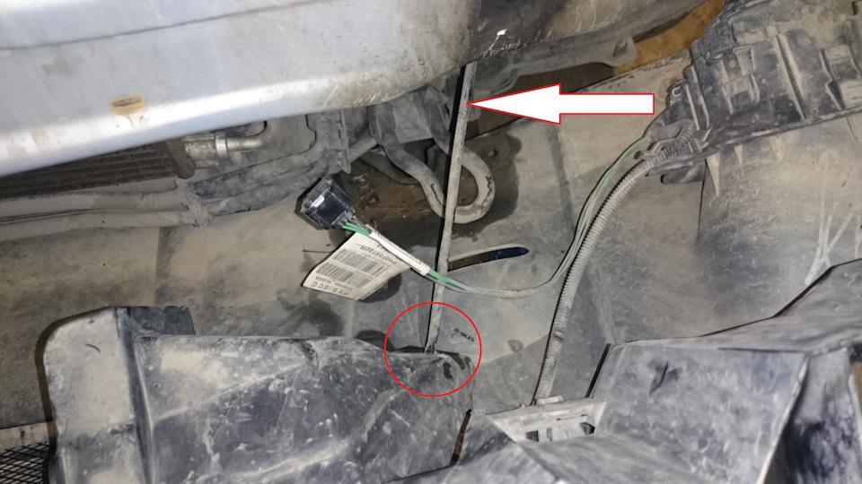 Как снять решетку на дастере