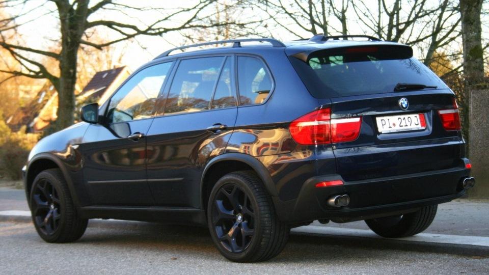 спортивная настройка ходовой части BMW e60