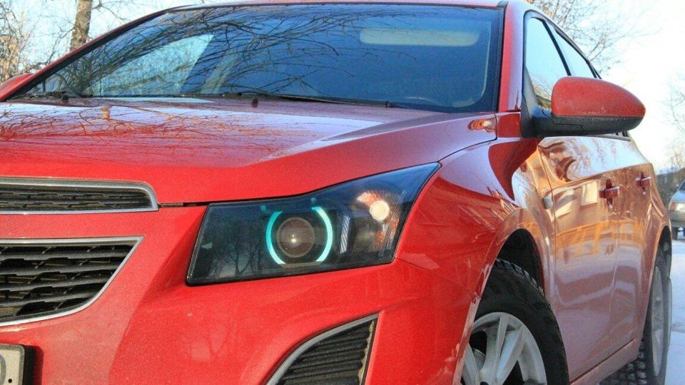 ... Chevrolet › Cruze Hatchback › Chevrolet Cruze Hatchback RED DEVIL