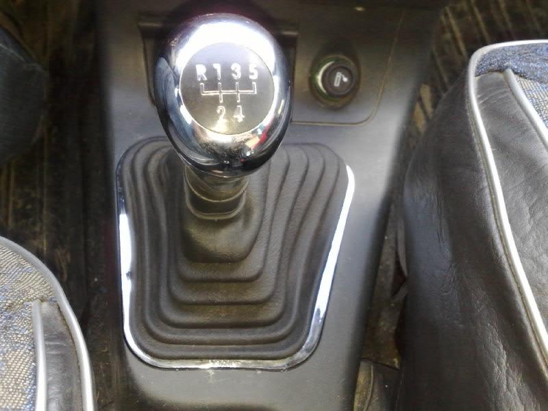 Фото №13 - почему болтается рычаг переключения передач на ВАЗ 2110