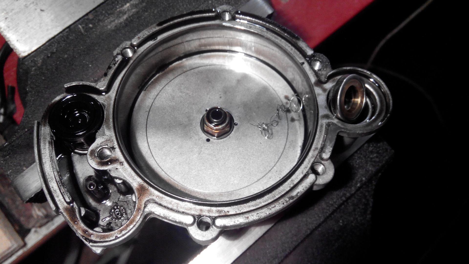 Вакуумный насос ауди а6 с4 ремонт