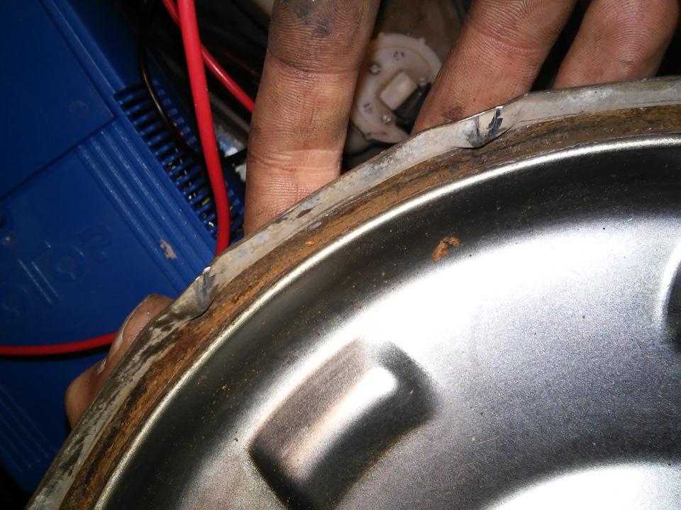 Фото №22 - вакуумный усилитель тормозов ВАЗ 2110 ремонт