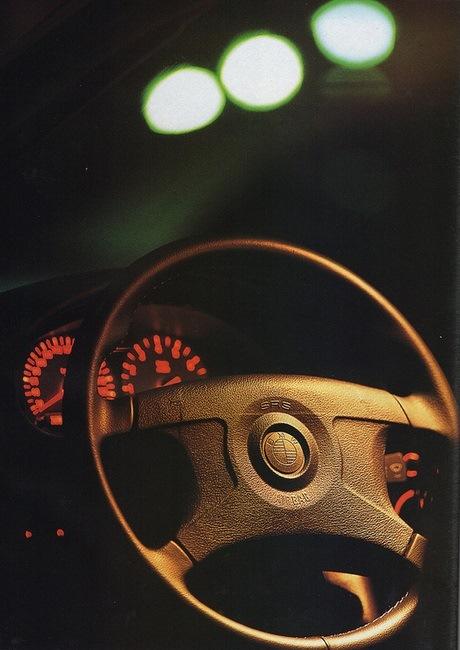 BMW M3. Скан из журнала