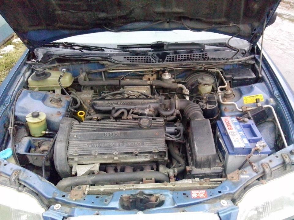 Rover 400 Русский Британец ›