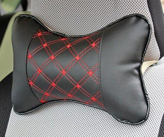 Подушка подголовник в автомобиль своими руками