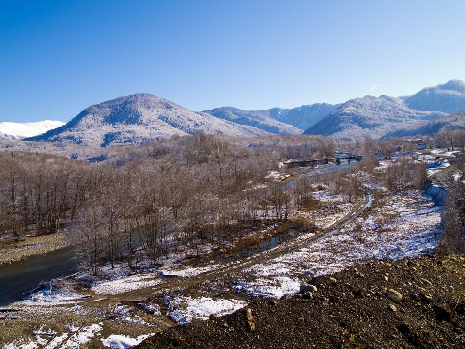Поселок отдаленный апшеронский район фото