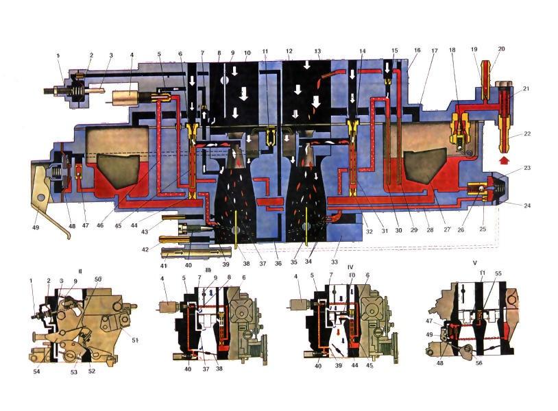 39fae04s 960 - Карбюратор солекс и его устройство, ремонт, регулировка
