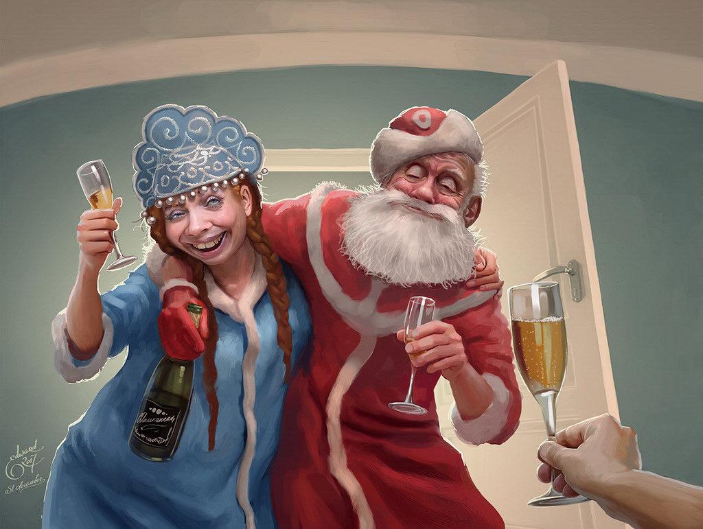 Костюм новогодний мешок фото тебе