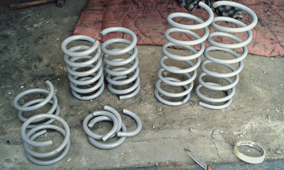 основная задача как спилить пружины на 2105 выбора термобелья основном