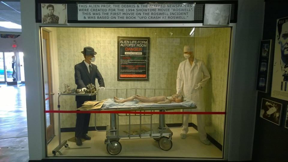 the roswell incident secrecy not readily relinquished