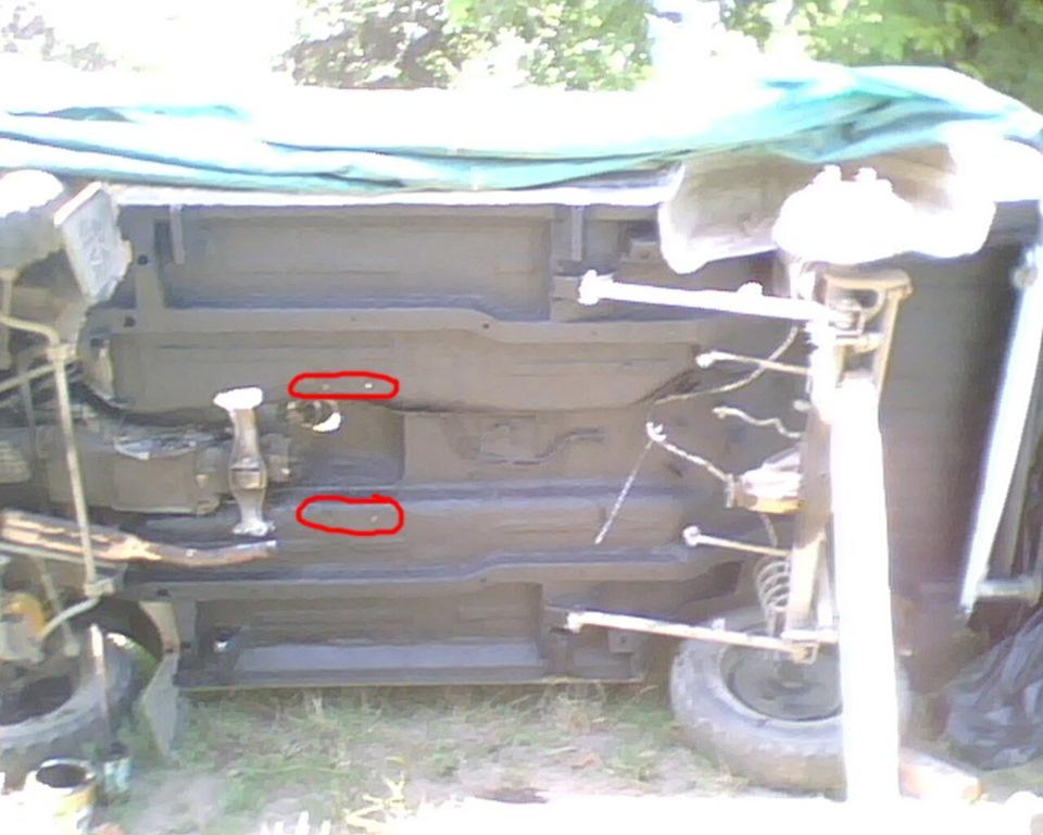 Багажник на ниву 2121 своими руками чертежи фото