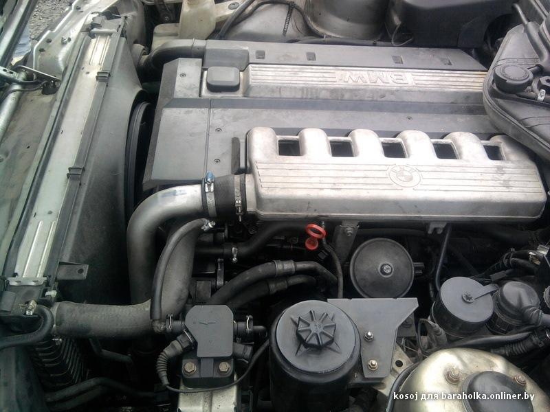двигатель от bmw на опель омега