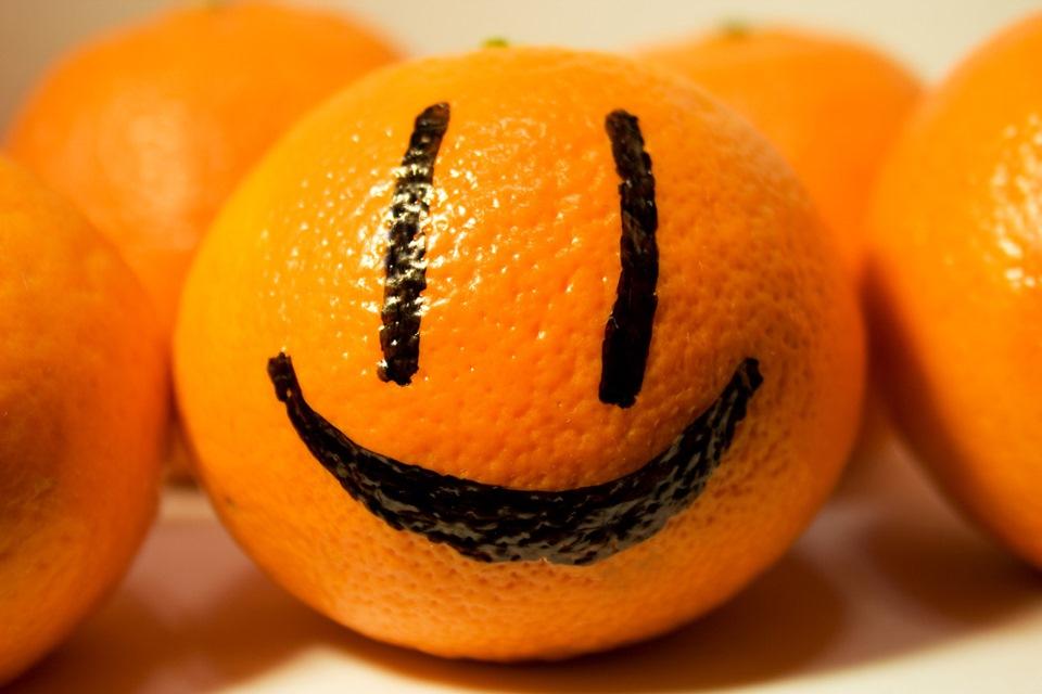Прикольные картинки апельсинов