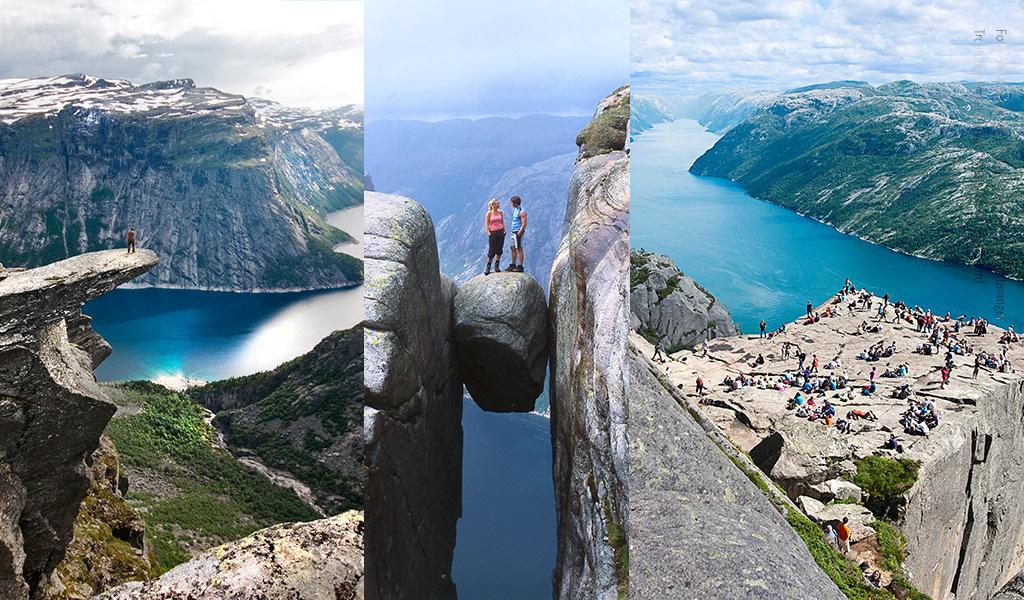 давайте норвегия в сентябре фото ходе