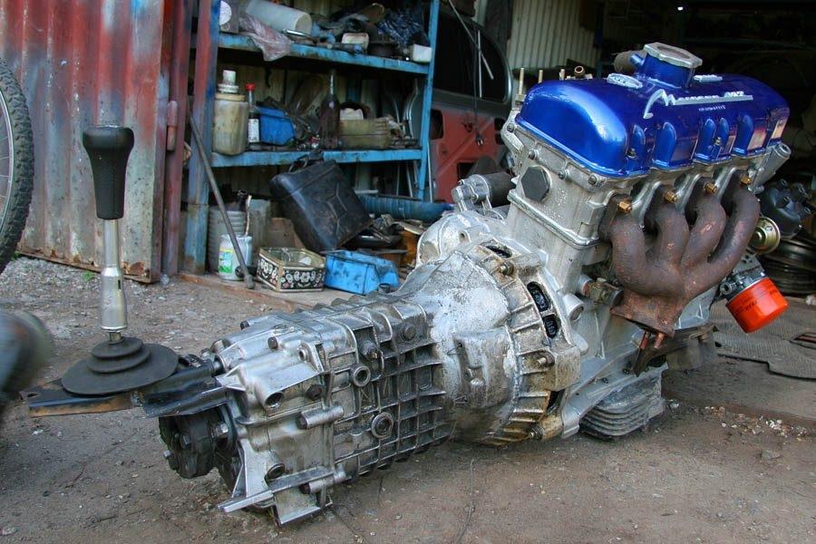 москвич 412 двигатель bmw