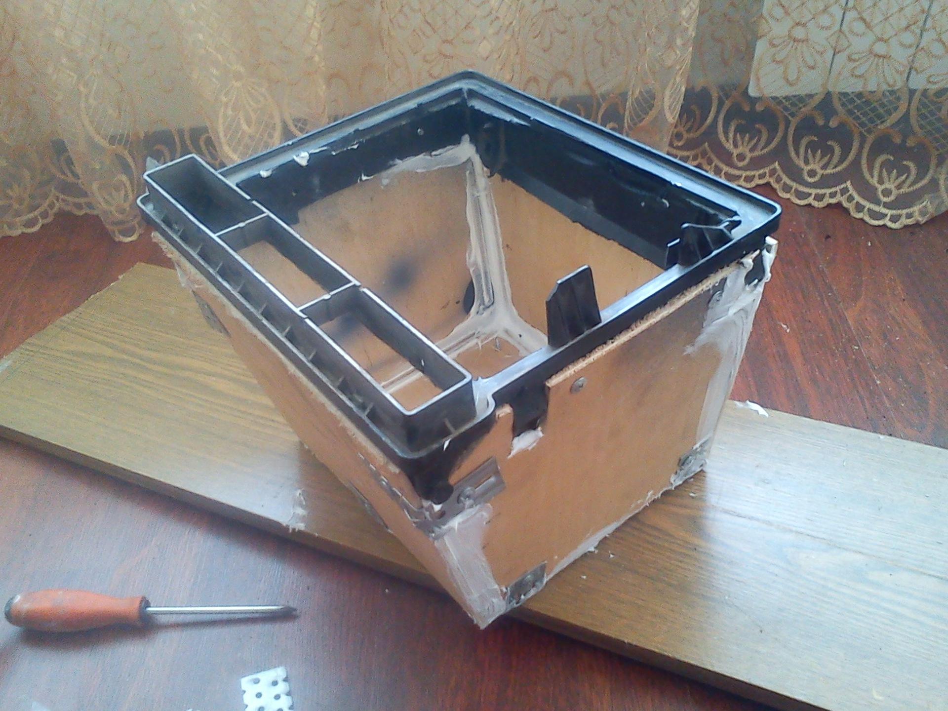 Переделка печки ваз 2107 своими руками фото