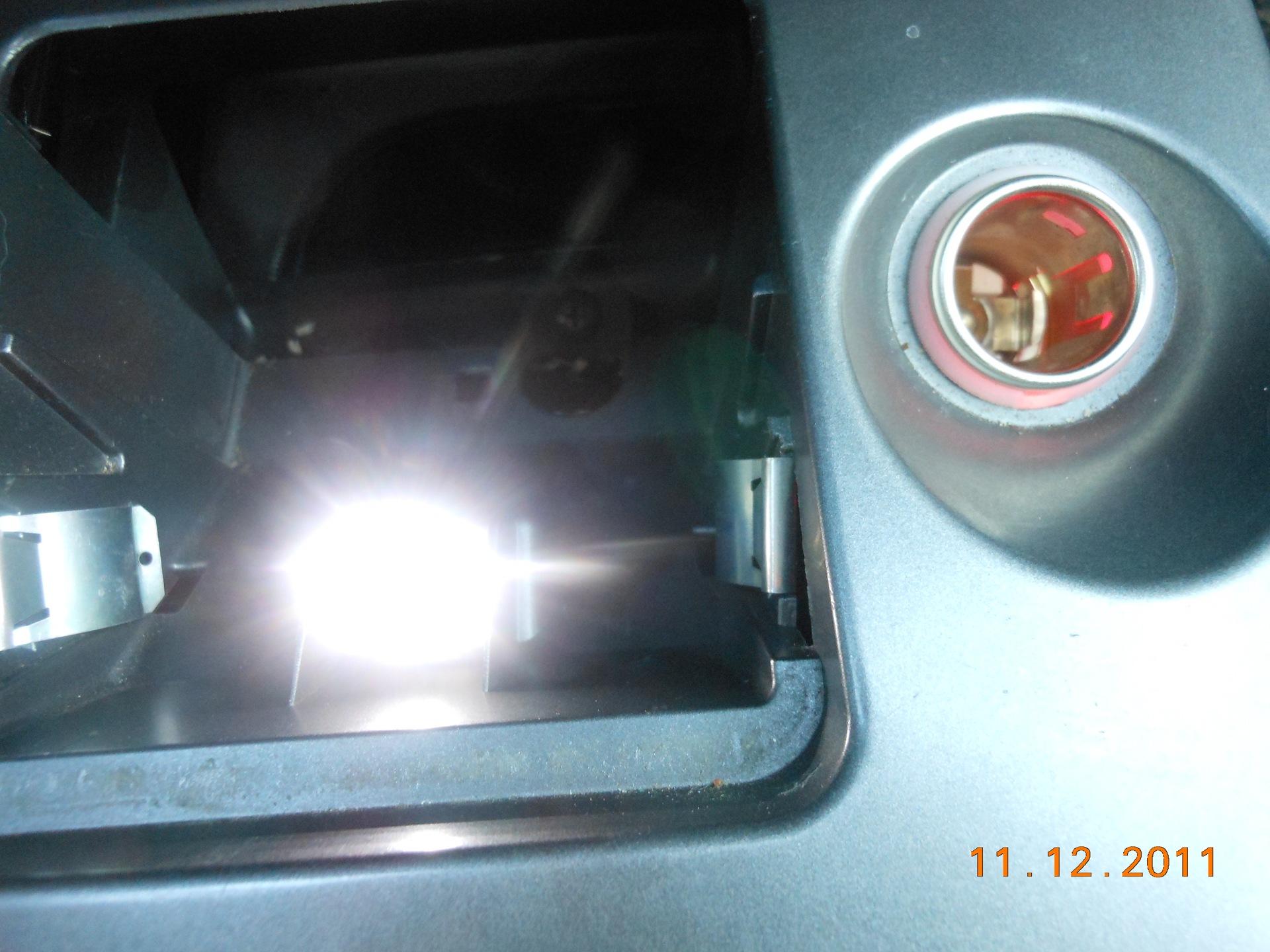 Подсветка пепельницы - Интернет магазин Lights-Market 15