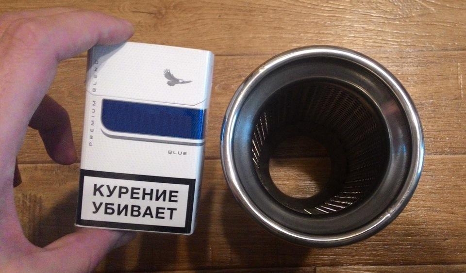 Насадка на глушитель prosport
