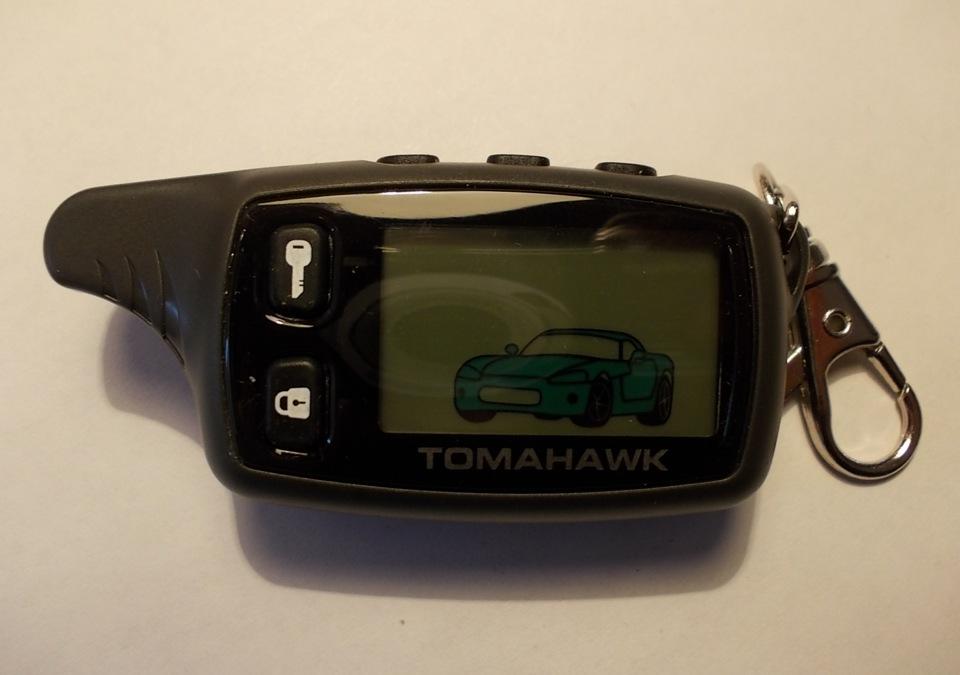 Инструкция к сигнализации tomahawk tw9030