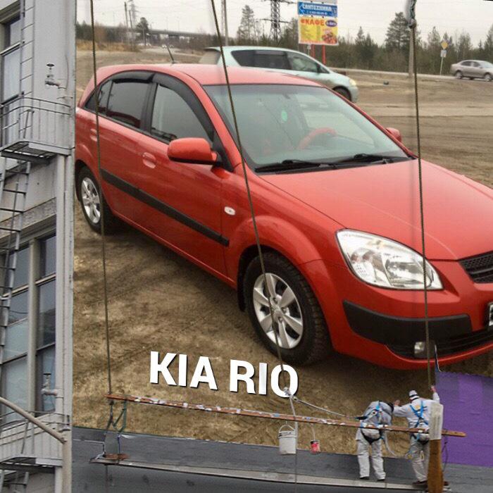 Reklama Logbook Kia Rio 5 Door Lastochka 2017 On Drive2