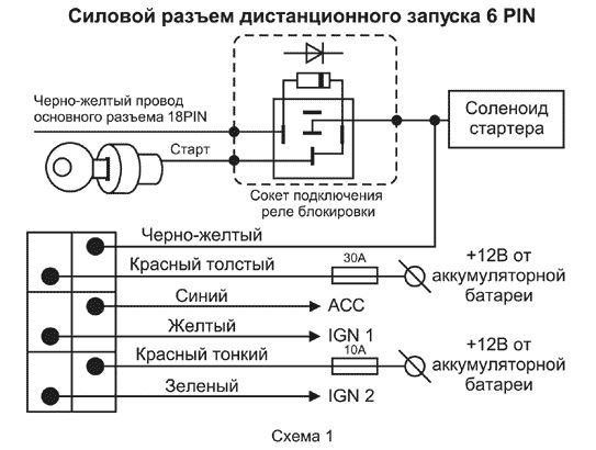 Схема tomahawk tw-9010