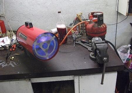 Купить печку на газу для гаража купить документы на гараж
